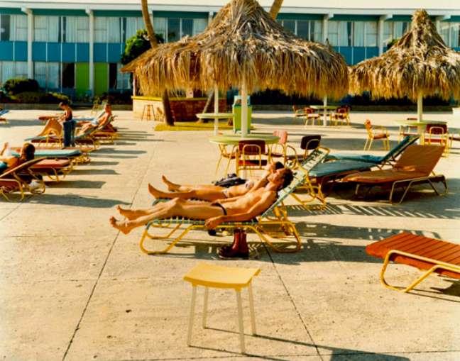 Stephen Shore, Tampa, Florida, November 17, 1977 © Stephen Shore, Courtesy Edwynn Houk Gallery
