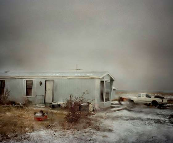 © Todd Hido, Untitled #9197, 2010. Courtesy Alex Daniels, Reflex Gallery, Amsterdam