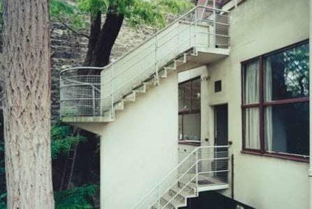 """Guido Guidi: Maison Planeix, 2003 Guido Guidi: """"Le Corbusier - 5 Architectures"""