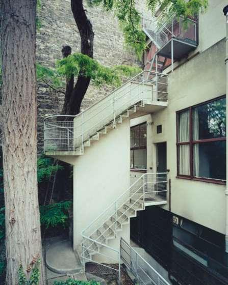 """Guido Guidi: Maison Planeix, 2003 Guido Guidi: """"Le Corbusier - 5 Architectures"""" © 2018 Guido Guidi & Fondation Le Corbusier/VG Bild-Kunst, Bonn"""