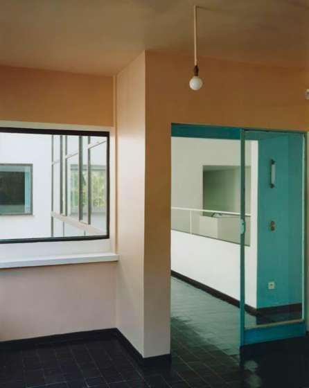 """Guido Guidi: Maison La Roche, 2003 Guido Guidi: """"Le Corbusier - 5 Architectures"""" © 2018 Guido Guidi & Fondation Le Corbusier/VG Bild-Kunst, Bonn"""