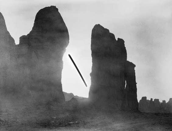 Hans-Christian Schink: Algeria 2, 2008, 180 x 215 cm © Hans-Christian Schink, 2018