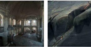 Gabriela Torres Ruiz #28 aus der Serie Silence (Diptychon), 2015 / 2013 C-Print / Acryl / Alu-dibond 100 x 200 cm / 2x (100 x 100 cm)