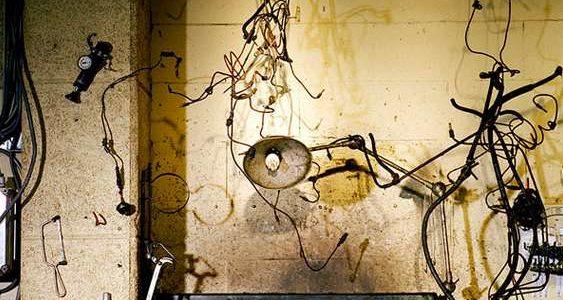 Garage Still #01/2015, Amsterdam, Analogue C-print © Jacquie Maria Wessels