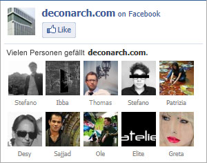 Facebook deconarch.com